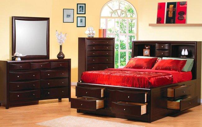 Địa chỉ bán giường ngủ có ngăn kéo tại hà nội