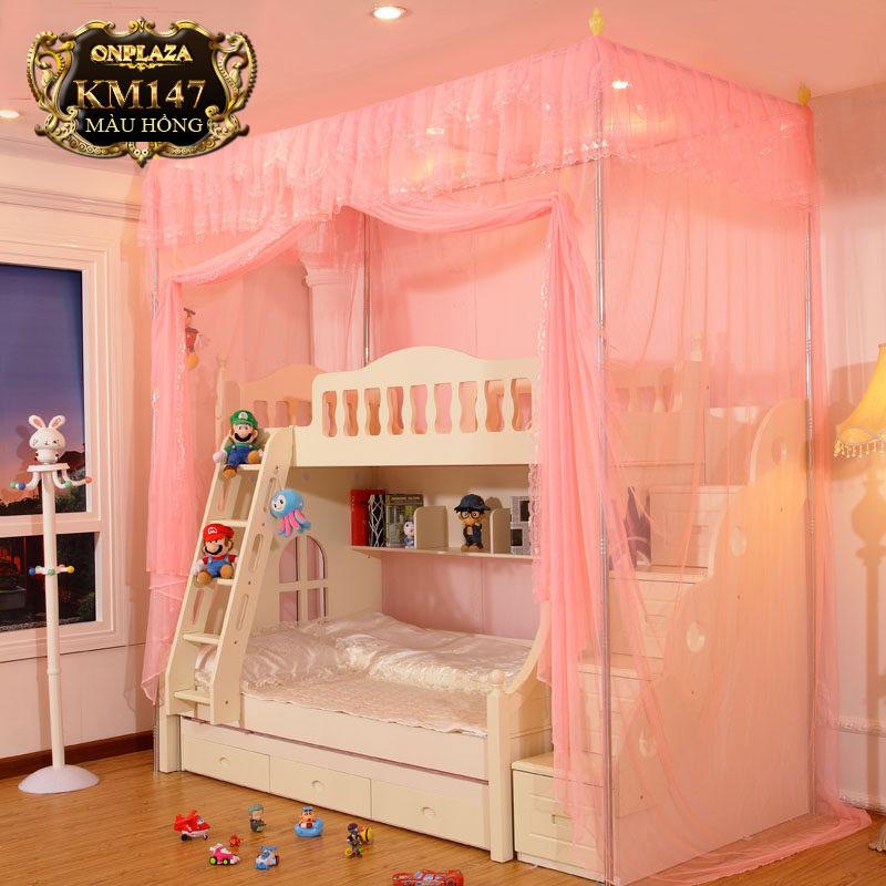 Bộ màn khung nhập khẩu dành cho giường tầng trẻ em KM147
