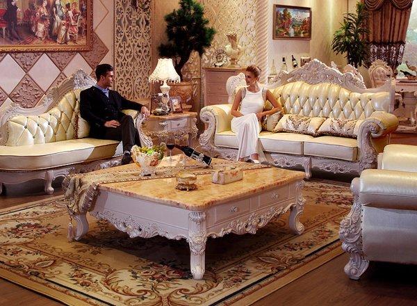 Mẫu sofa tân cổ điển mang trọn cảm hứng nội thất cho gia chủ BT15