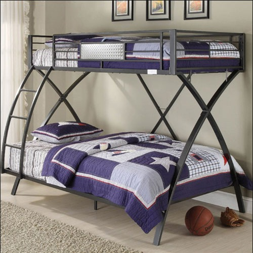 Mẫu giường ngủ bằng sắt