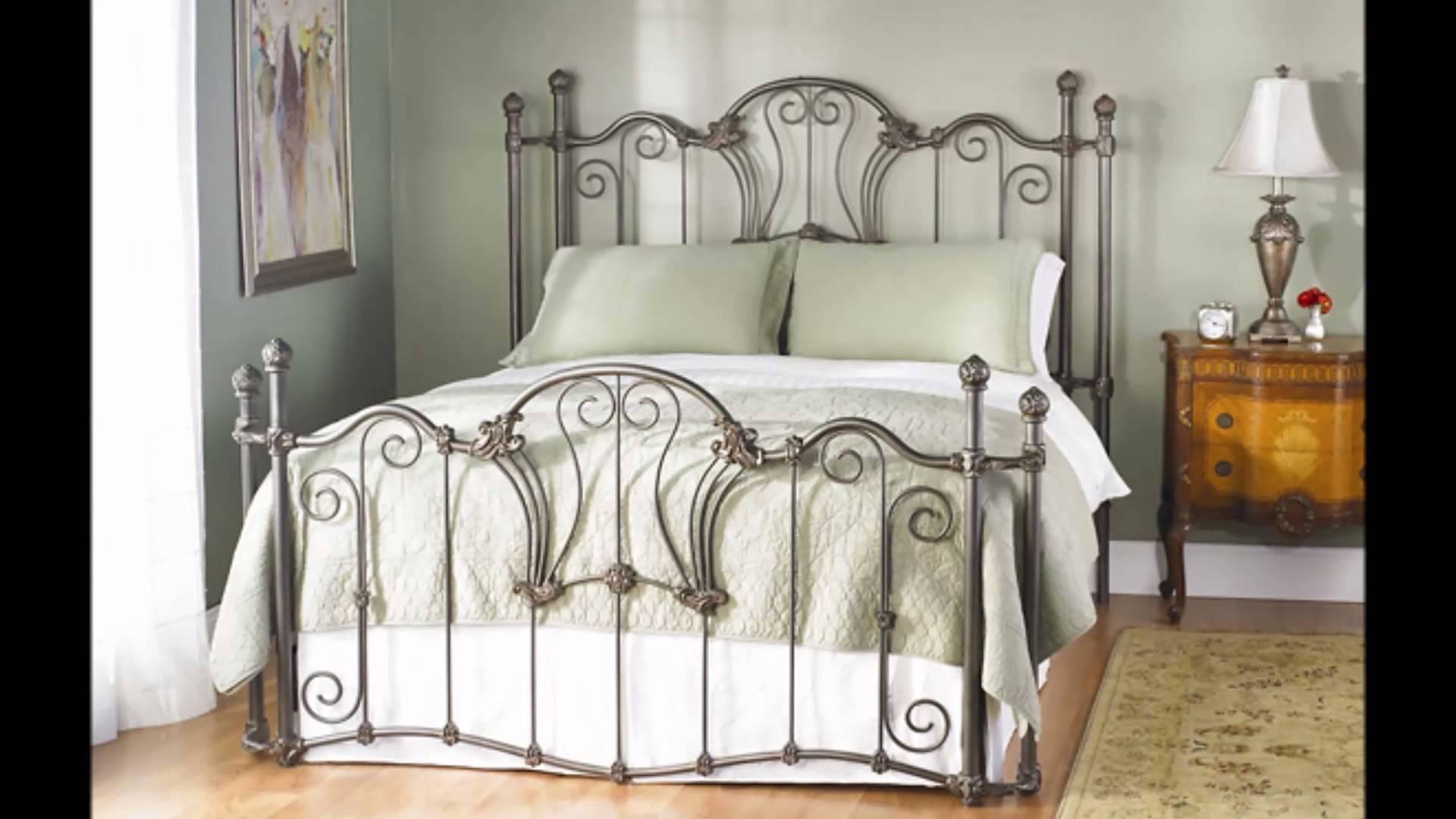 Có nên mua giường ngủ bằng sắt không